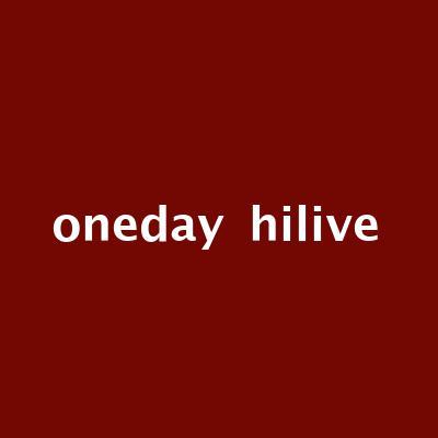 oneday hilive·宴会厅