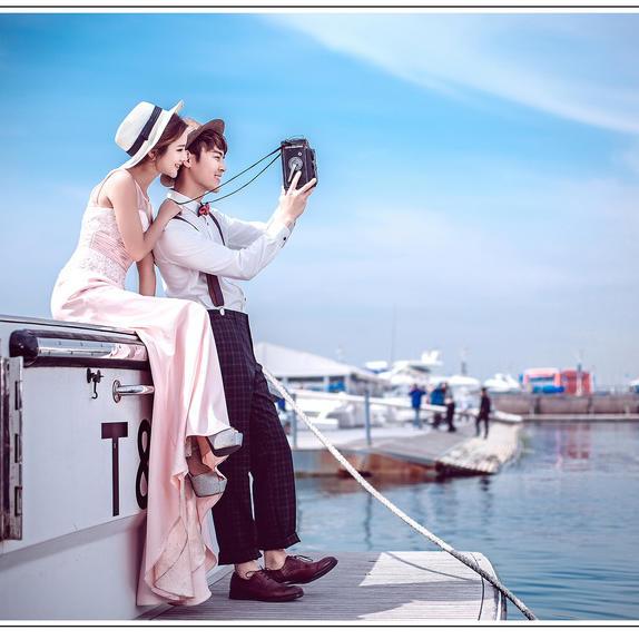 全视觉婚纱摄影基地