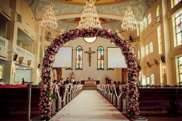 举办婚礼的流程是什么